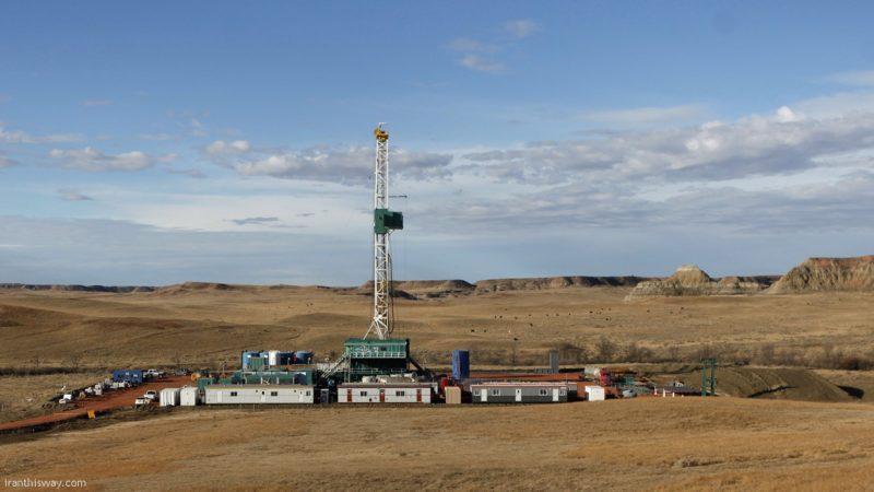 Azadegan Oil Field